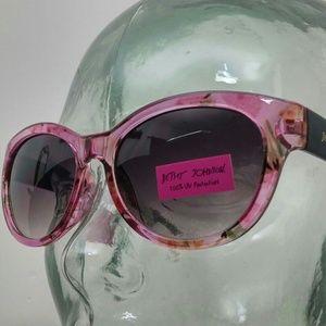 Betsey Johnson cat eye sunglasses